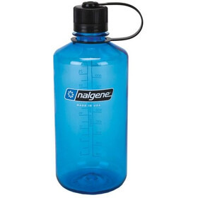 Nalgene 1L Narrow Mouth Bottles Slate (2028)